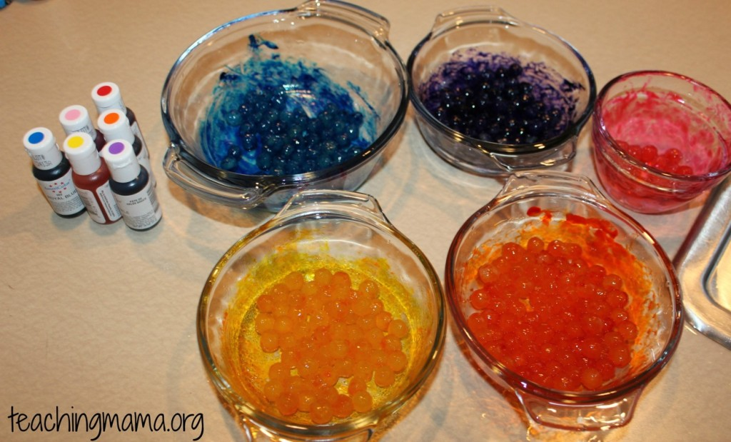 Safe Water Beads