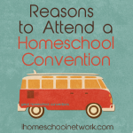 Why You Should Attend a Homeschool Convention if you Have a Preschooler