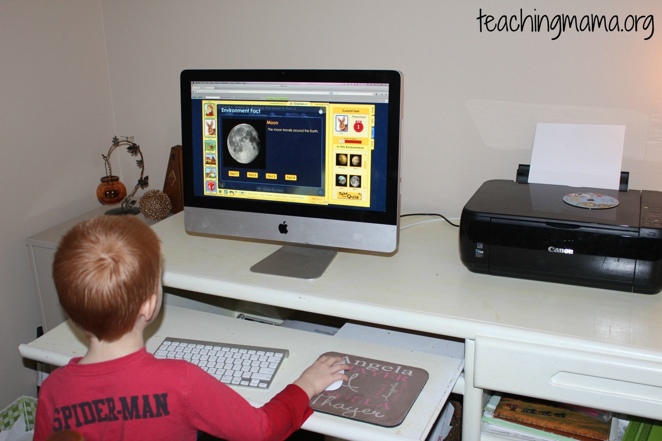 ABCmouse.com in use