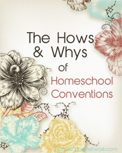 How to Shop for Preschool Curriculum at a Homeschool Convention