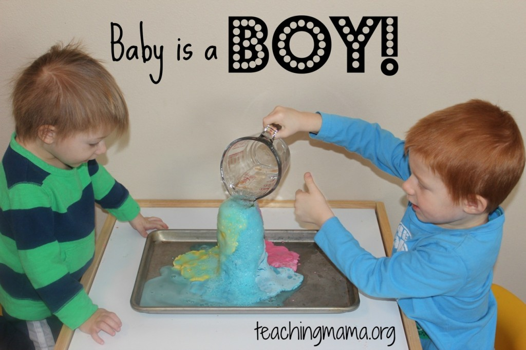 Baby is a Boy