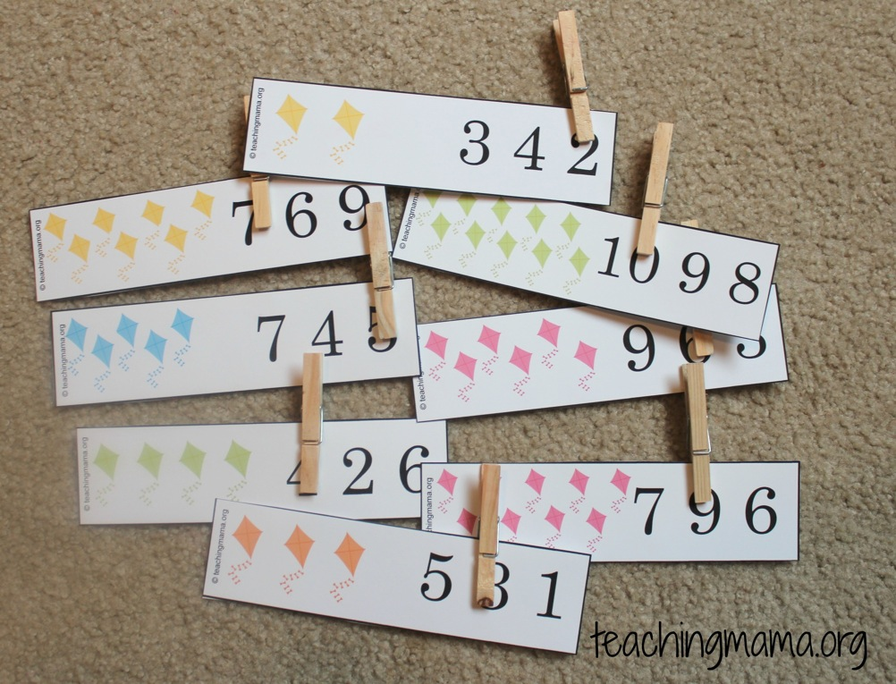 Count & Clip Cards