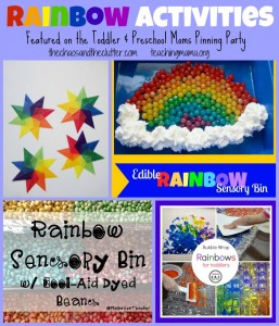 Rainbow Activities & Pinning Party #26