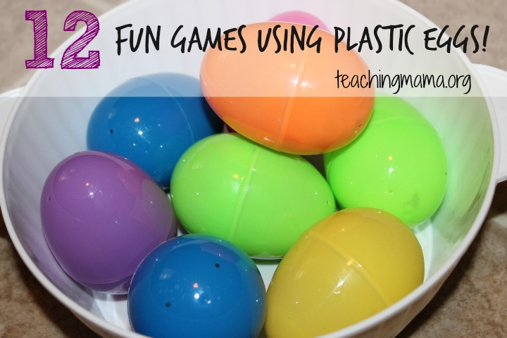 Games Using Easter Eggs
