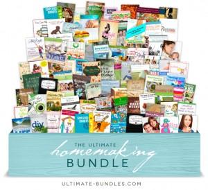 The Ultimate Homemaking Bundle Sale!