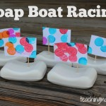 Soap Boat Racing