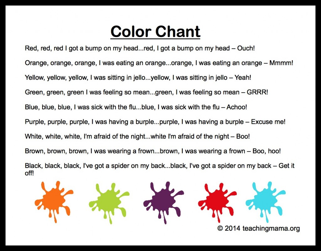 Color Chant