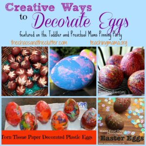 Creative Ways to Decorate Eggs