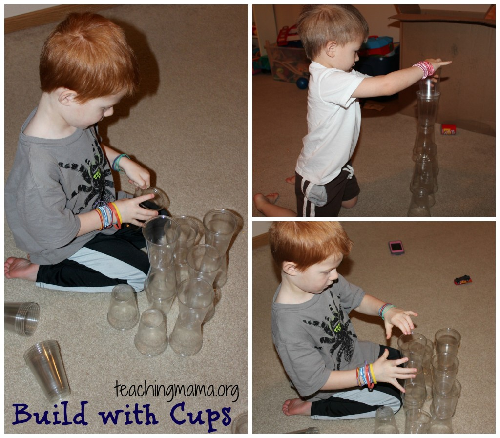 Build with Cups