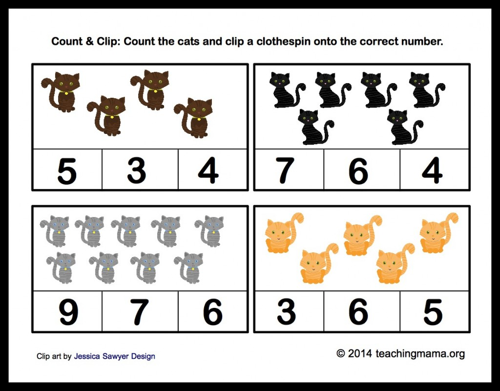 C is for Cats -- Patterns