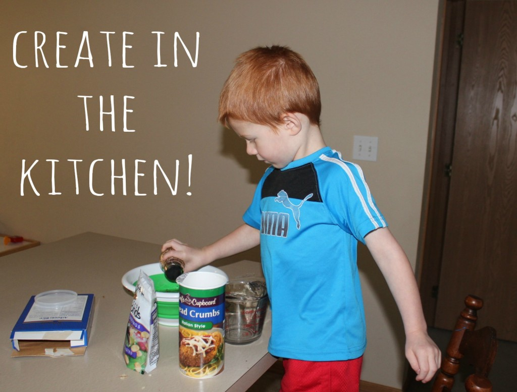 Create in the Kitchen