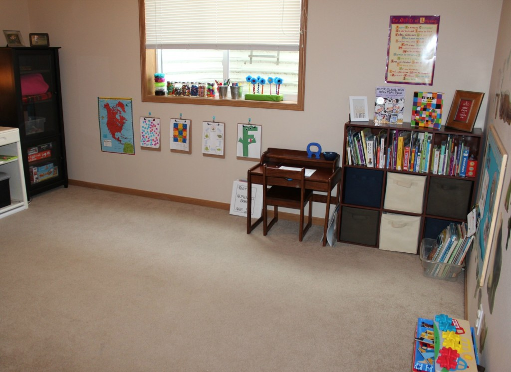 Home Preschool Room