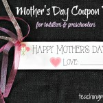 Mother's Day Gift Ideas for Toddlers & Preschoolers
