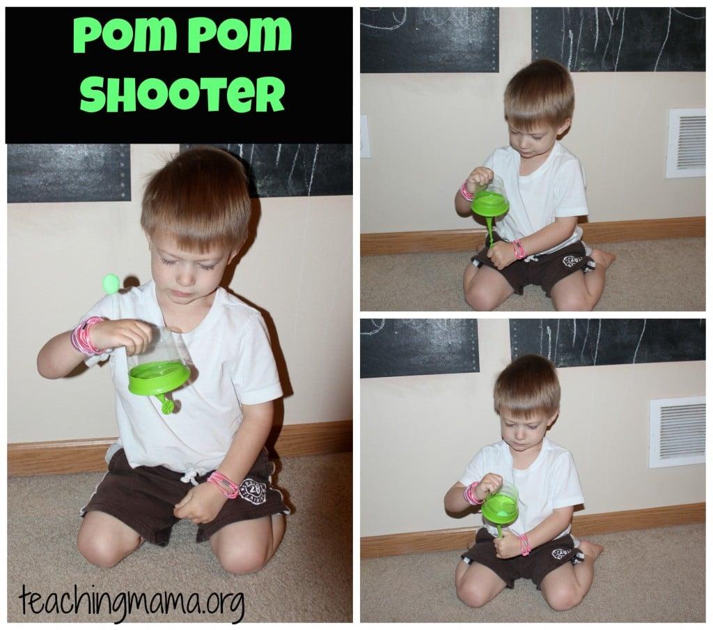 Pom Pom Shooter