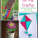 Spring Crafts & Pinning Party #33