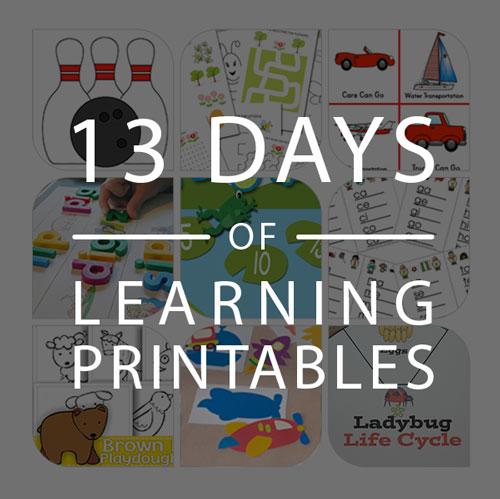 printable-series