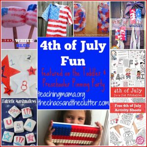 4th of July Activities & Pinning Party #41