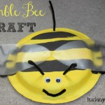 Bumble Bee Craft