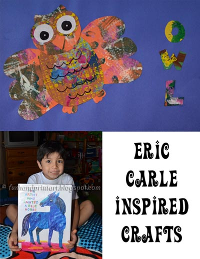 Eric-Carle-Inspired-Crafts