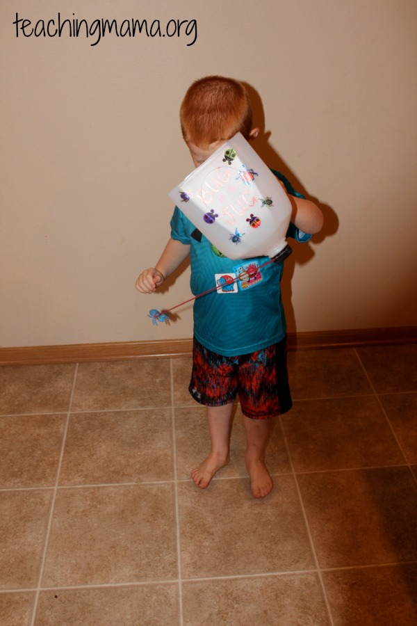 Bug in the Jug