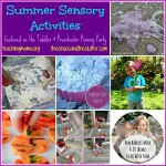 Summer Sensory Activities & Pinning Party #40