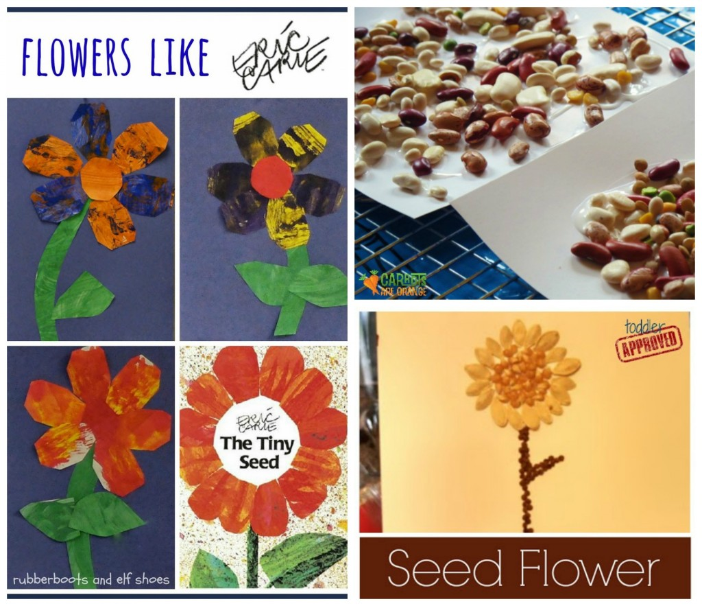 The Ultimate List of Eric Carle Activities – The Tiny Seed Worksheets