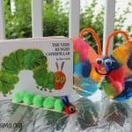 Caterpillar & Butterfly Crafts
