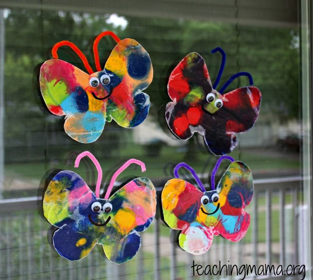 8 Insect Crafts For Kids