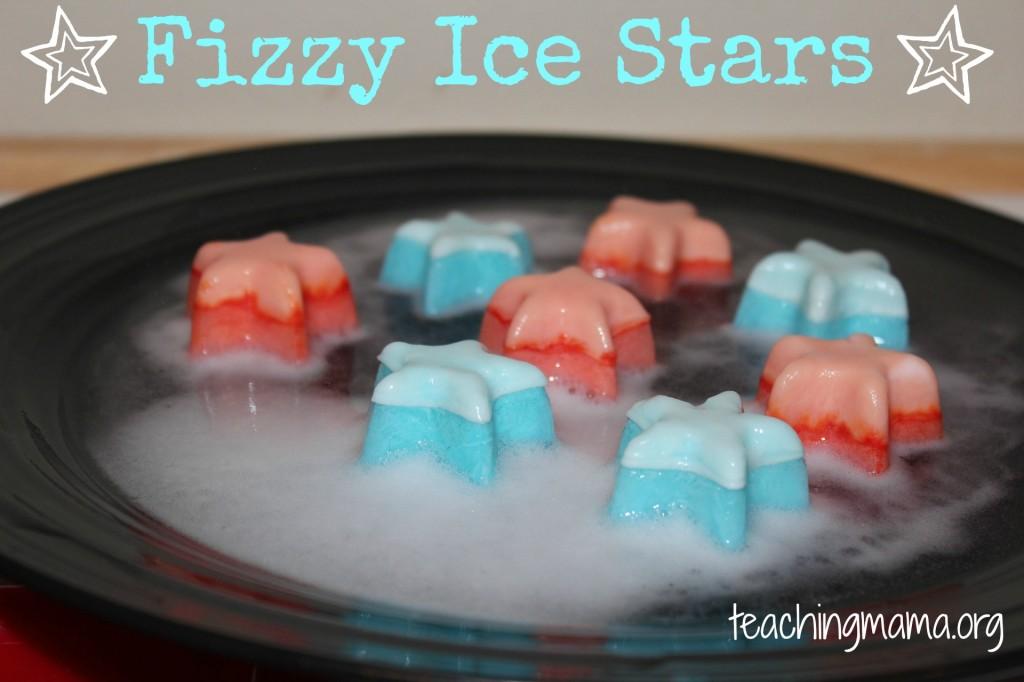 Fizzy Ice Stars