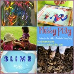 Messy Play & Pinning Party #44