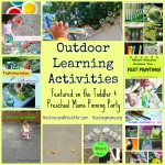 Outdoor Learning Activities & Pinning Party #42