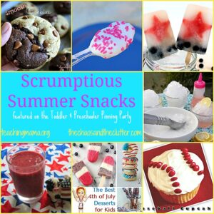 Scrumptious Summer Snacks & Pinning Party #43