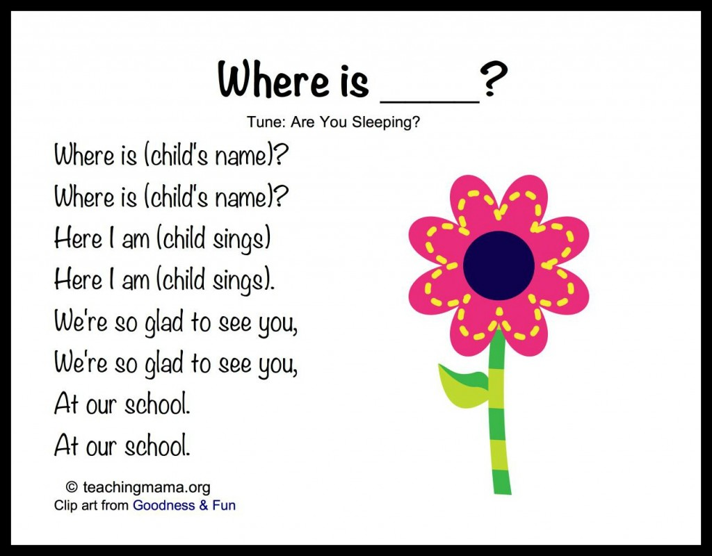 Where Is ___