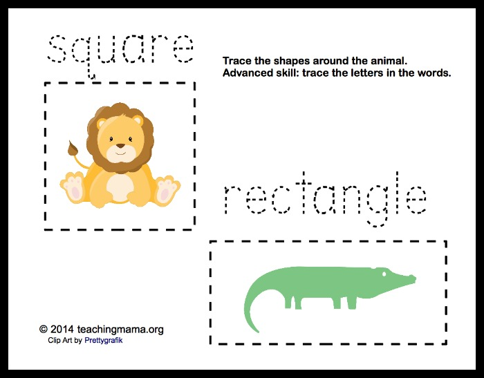J is for Jungle -- Letter J Printables