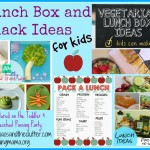 Lunch Box and Snack Ideas for Kids & Pinning Party #49