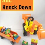 ABC Knock Down {Guest Post}