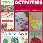 Apple Activities & Pinning Party #51