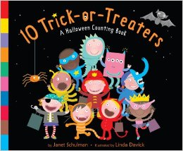 10Trick or Treaters