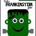 Build a Frankenstein Game