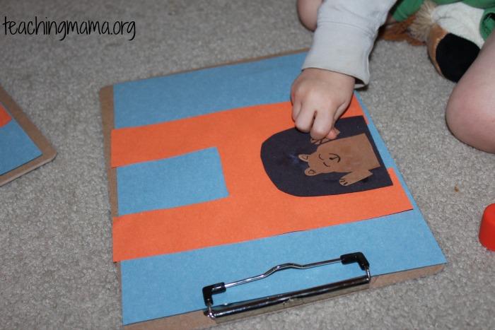Hibernation worksheets kindergarten hibernation for Hibernation crafts for kids