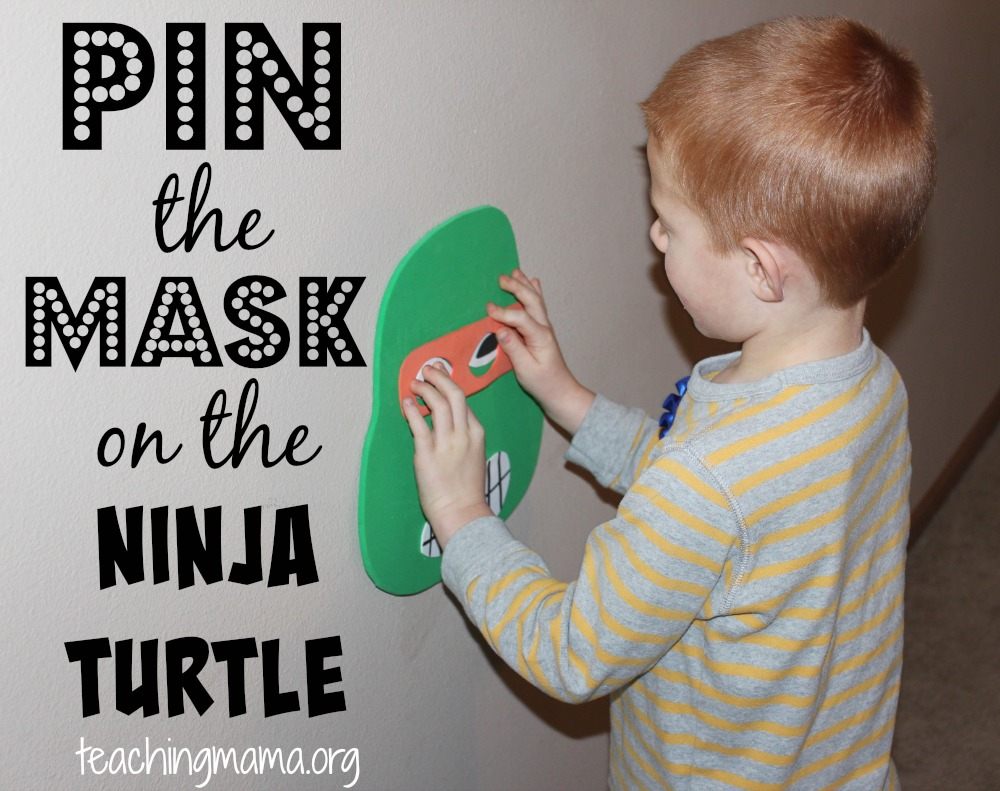 Pin the Mask