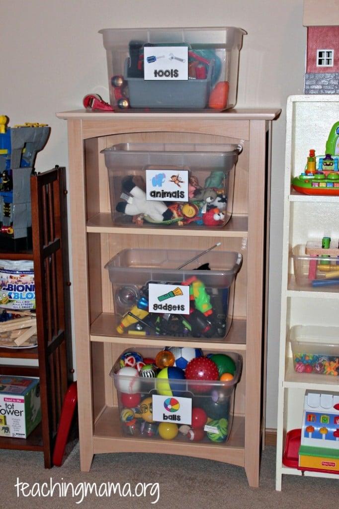 Toy Shelf 1