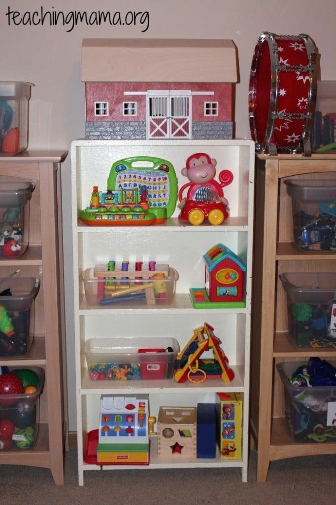 Toy Room Organization Free Bin Labels