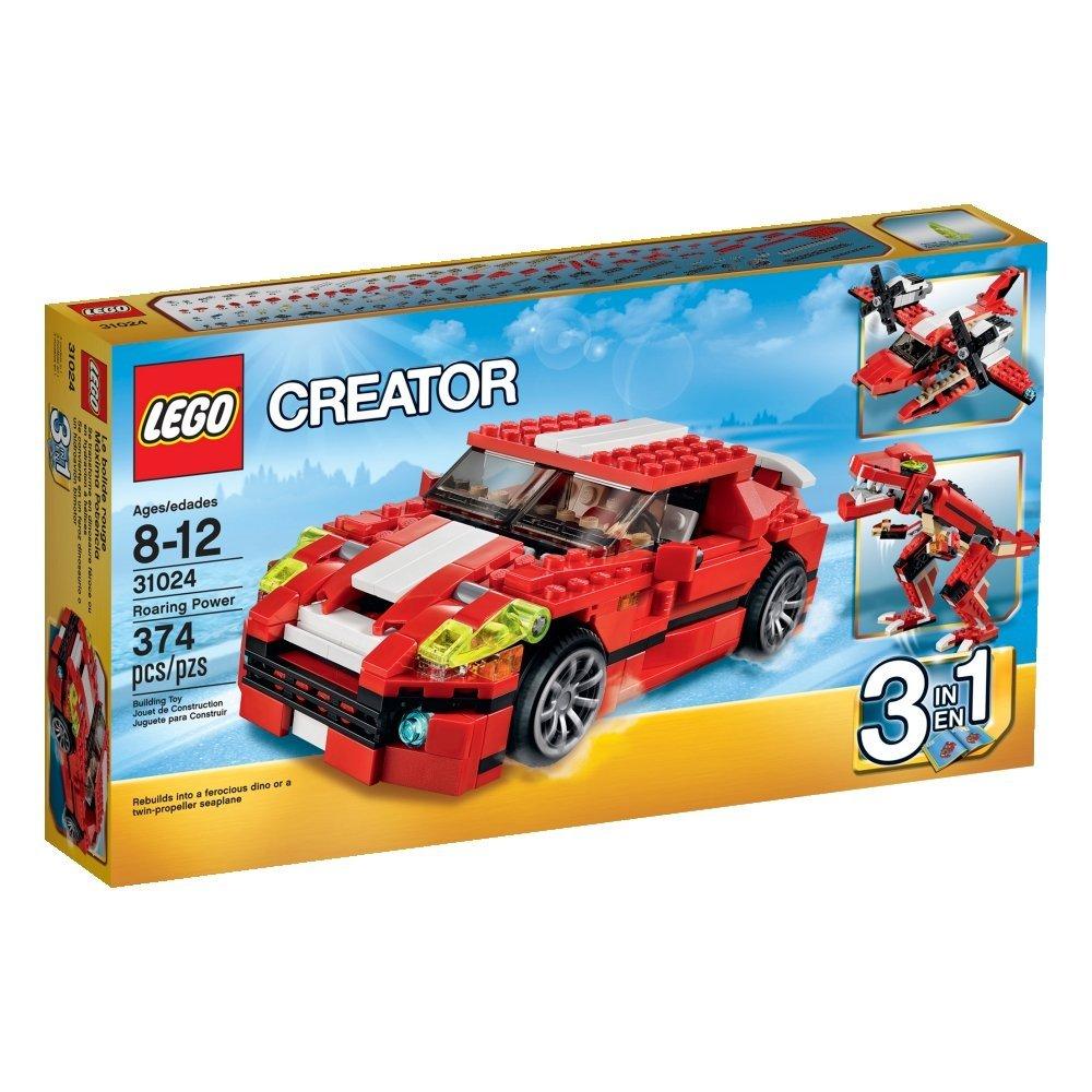 Lego Three in One