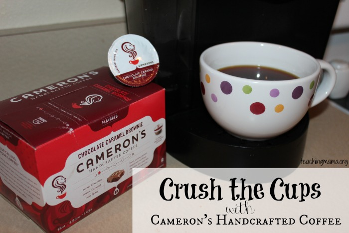Crush the Cups