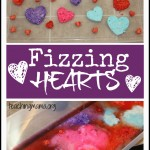 Fizzing Hearts Activity