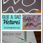 Glue & Salt Pictures