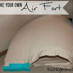 DIY Air Fort
