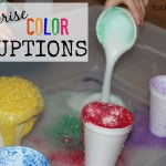 Surprise Color Eruptions
