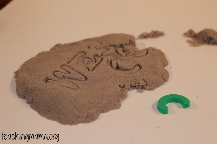 kinetic sand 3